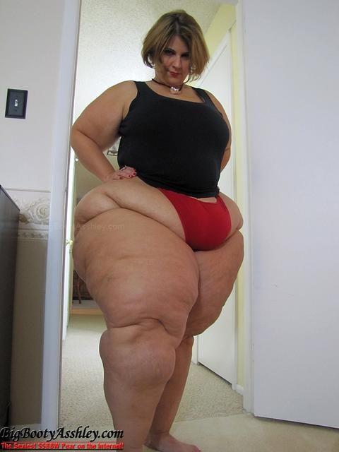 Big ass asshley