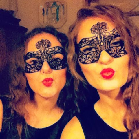Homemade Masquerade Dresses