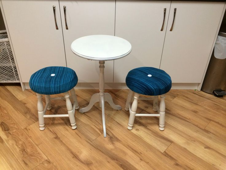Kids cafe style table and stools