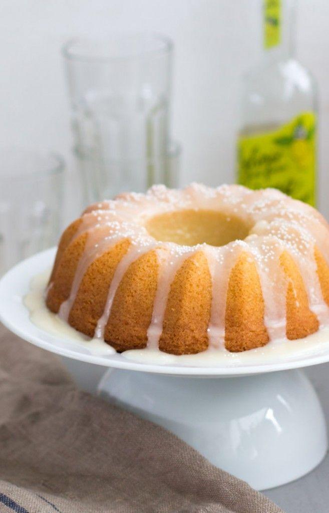 Limoen Amandel Cake