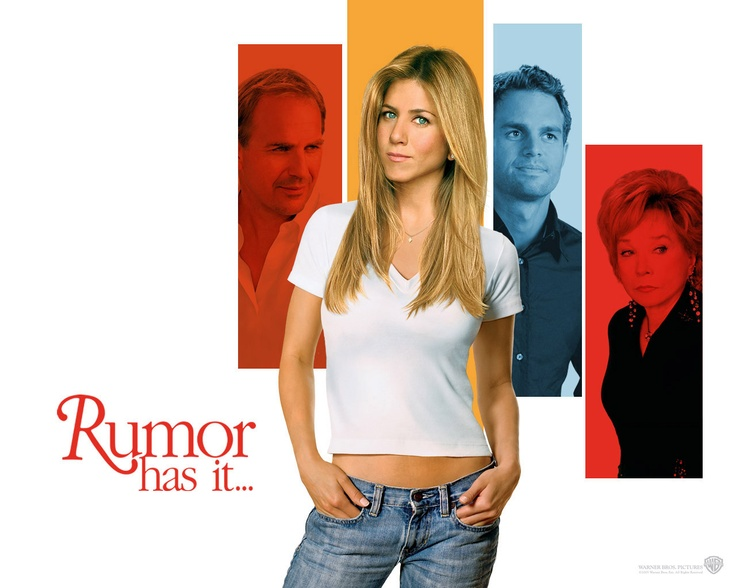 Rumor Has It..., 2005, Jennifer Aniston, Kevin Costner