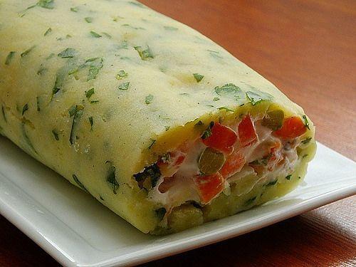 RULO PATATES SALATASI | yesilkivi – denenmiş, fotoğraflı tatlı ve yemek tarifleri…