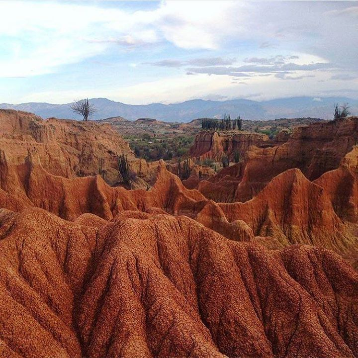 Desierto de la Tatacoa #Colombia