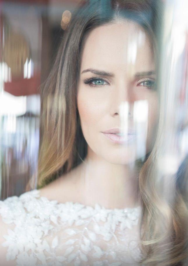 Beautiful makeup. Photo by Milque Photography & Film.