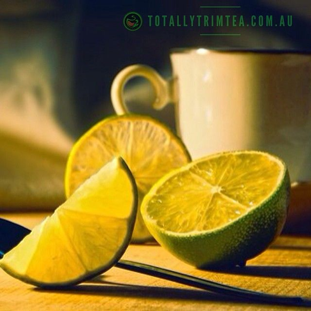 ️did you know that #lime is good for #weightloss, #skincare and #digestion? #TotallytrimTea