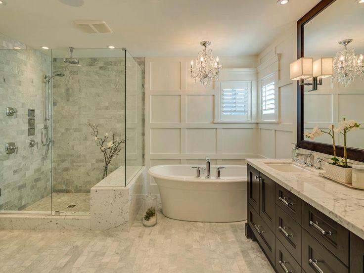 Splurge or Save: 16 Gorgeous Bath Updates for Any Budget | Bathroom Ideas & Designs | HGTV