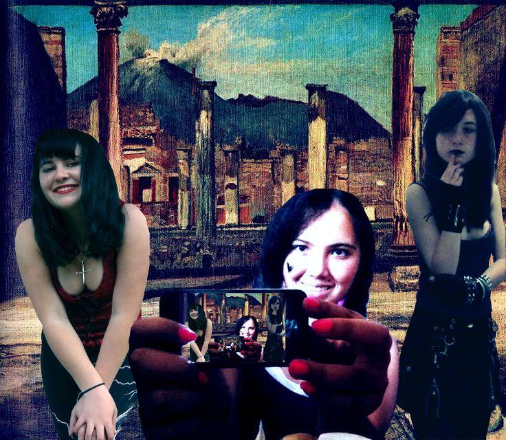 Us At Pompeii