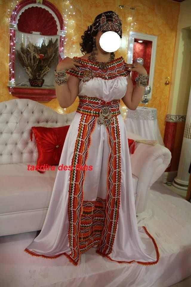 robe kabyle moderne tenue traditionnelle alg 233 rienne robes