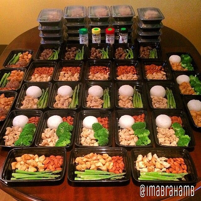 """Wow! Another awesome #FlavorGod meal prep from my customer @imabrahamb ! This guy is on another level, that presentation is rad. Check out his page!  Good…"""