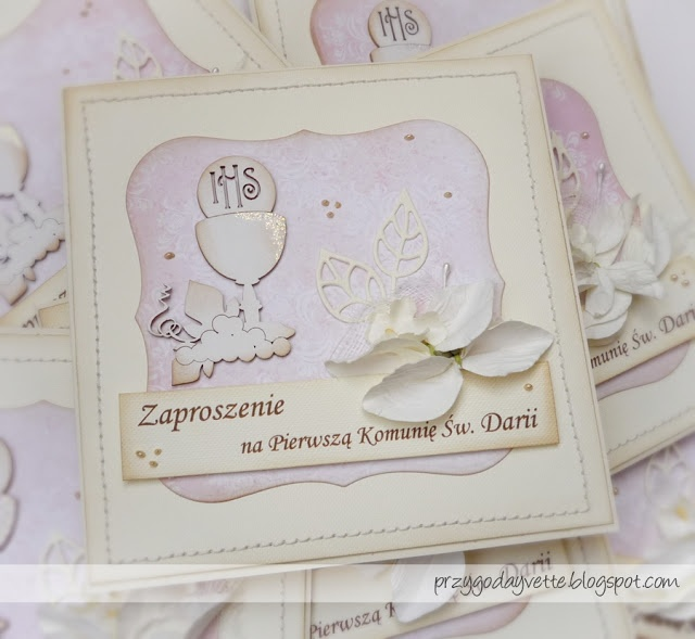 42 best first holy communion invitations images on pinterest first the first holy communion invitation solutioingenieria