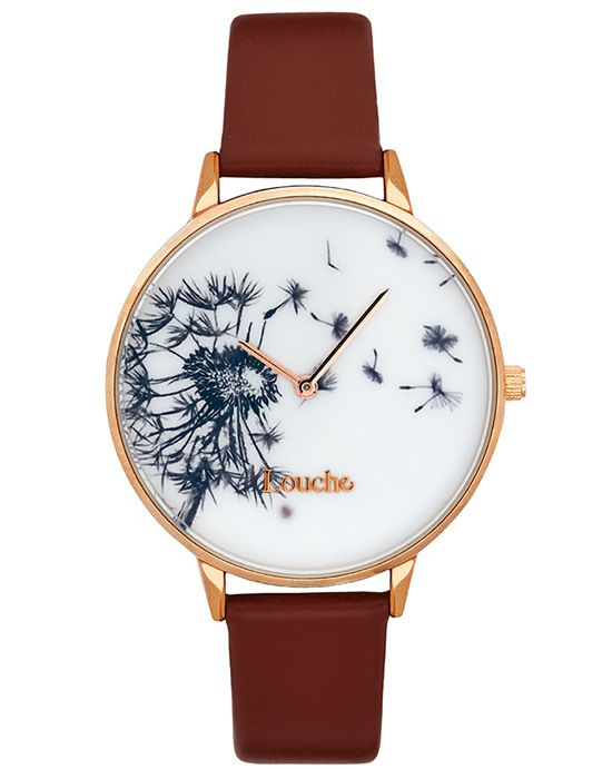 Louche Dandelion watch