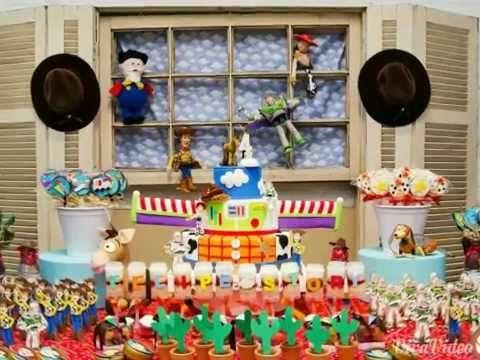 Blog do buffet infantil Miniland Tatuapé: Miniland buffet Festa com o tema Toy Story