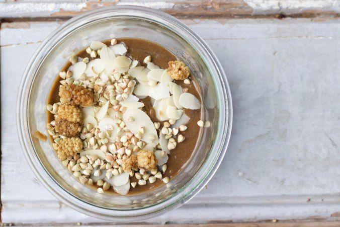 Heerlijke vegan, raw, glutenvrije & suikervrij recepten. Raw vegan cacao mousse