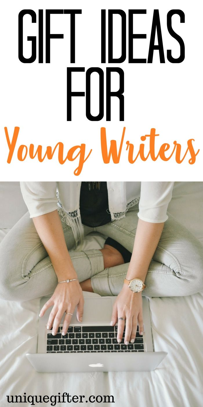 Gift Ideas For Young Writers