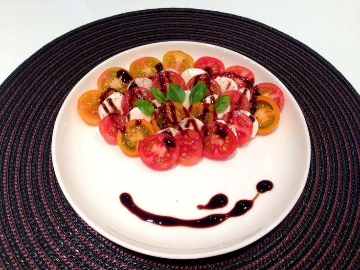 Caprese #caprese #italian #salad #polishgirl #foodblog