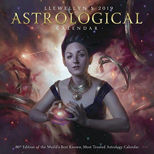 Llewellyn's 2019 Astrological Calendar: 86th Edition of the World's Best Known, Most Trusted Astrology Calendar - Published since 1932, Llewellyn's Astrological Calendar is the best-known, most-trusted astrological calendar sold today. Everyone, even beginners, can use this beautiful and practical calendar to plan the year wisely. Includes monthly horoscopes, best days for planting and fishing, rewarding and...