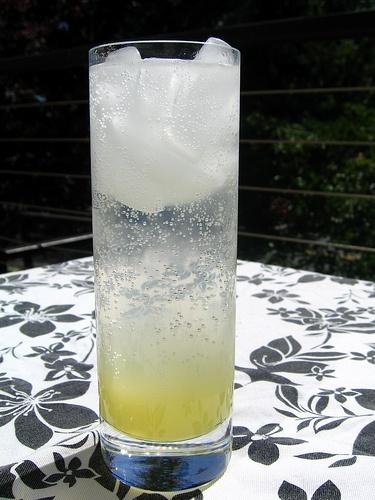 fizzy fermented ginger limeade | Nourishing Traditions | Pinterest