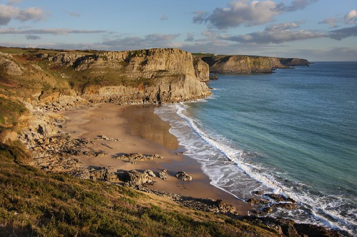 Fall Bay, Gower