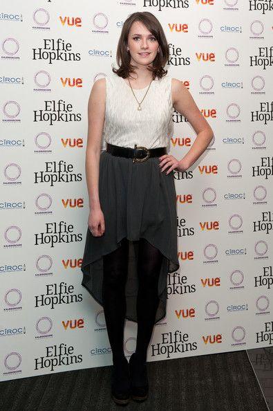 Charlotte Ritchie Photos - Byline: EROTEME.CO.UK.'Elfie Hopkins' premiere held at The Vue Cinema. - Stars at the 'Elfie Hopkins' Premiere