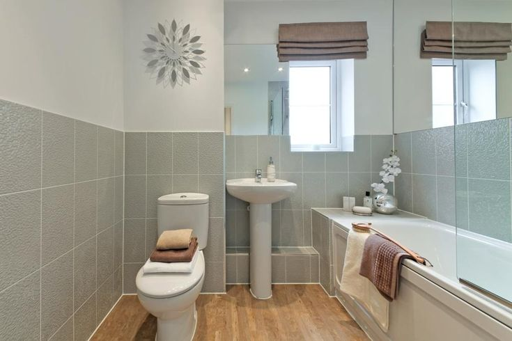 taylor wimpey bathroom - Google Search