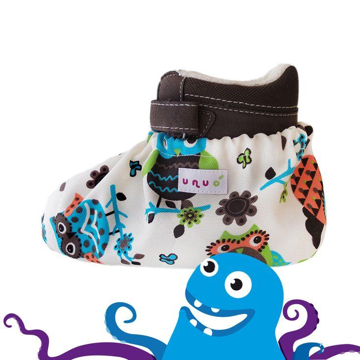 Návlek na boty - střih
