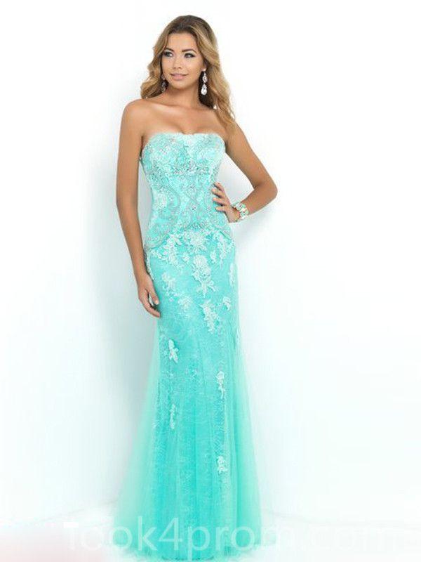 Evening dress mermaid 94