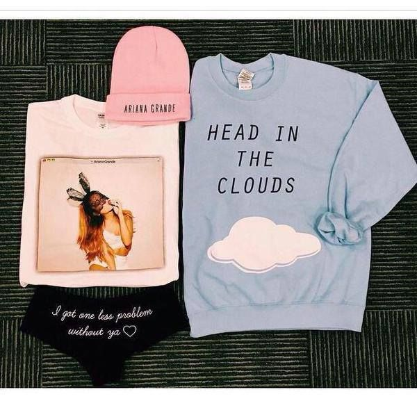 New Ariana Grande merch for the Honeymoon Tour! #VoteArianaGrande #KCA