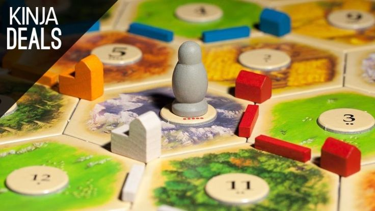 If you still dont own settlers of catan heres a great