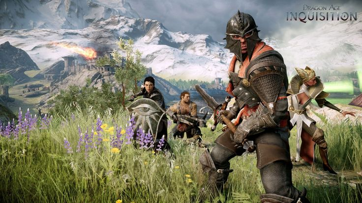Wrong Button's Most Anticipated Video Games of 2014! From Dragon Age: Inquisition and Kingdom Hearts III and Watch Dogs and Destiny.