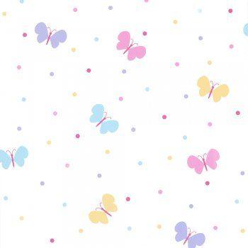 Fun4Walls Butterfly Garden Childrens Kids Wallpaper