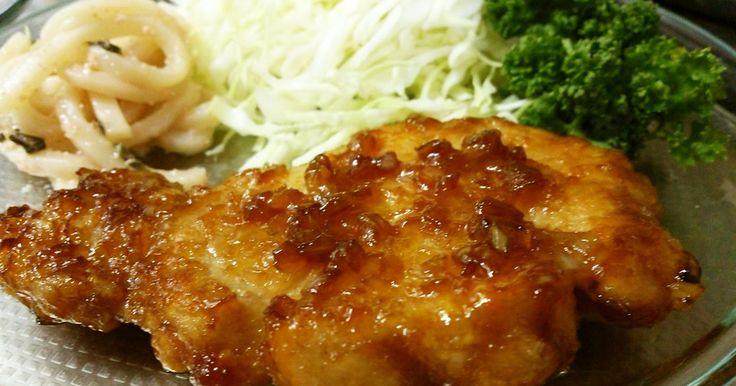豚肉ロース厚切り ポークソテー by 星灯り [クックパッド] 簡単おいしいみんなのレシピが249万品