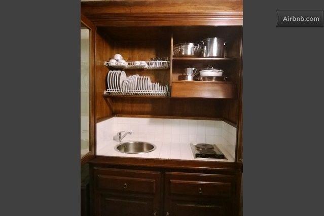 On Air BnB! Attrezzatura Cucina - Kitchen set