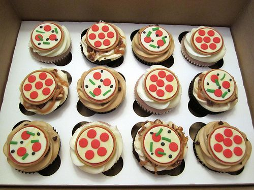 would be cute for a pizza party