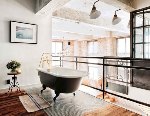 Bathroom With Clawfoot Tub Concept 71 best clawfoot tubs images on pinterest | bathroom, architecture