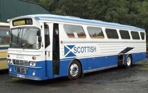 Lovely looking thing. I remember when these used to take you to London from Dunfermline.