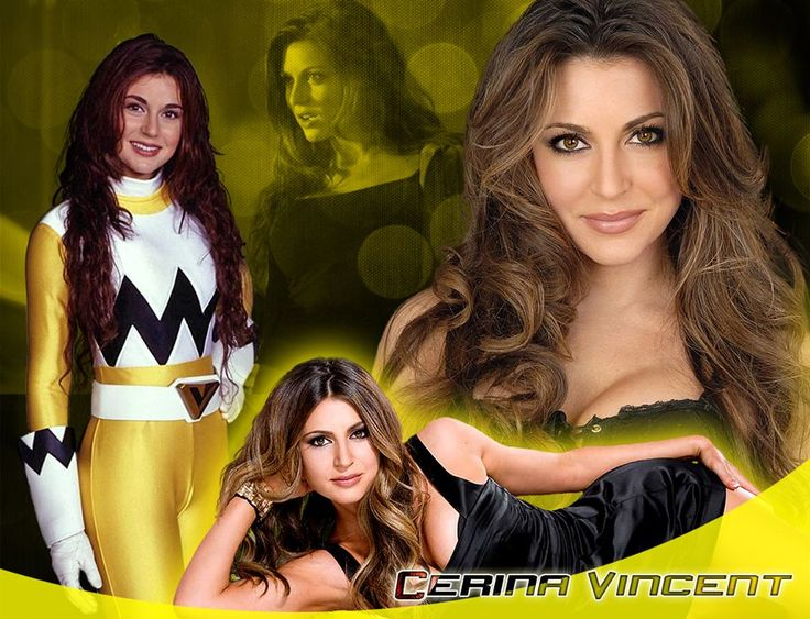 Hey Power Rangers fans, Cerina Vincent, the Yellow Ranger Maya is coming to the Salt Lake Comic Con. Please welcome her.  (Profile: http://saltlakecomiccon.com/portfolio/cerina-vincent/)