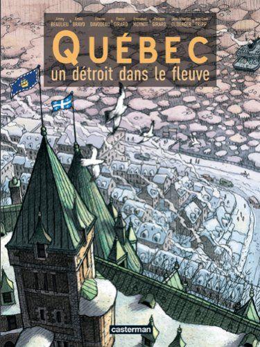 Québec, un détroit dans le fleuve / Jimmy Beaulieu ... [et al.]. De la fondation de Québec au réveillon du jour de l'an 2008 en passant par la chute du pont de Québec et un épisode se déroulant dans un collège classique en 1955, un hommage à la ville de Québec en quatre épisodes à l'occasion de son 400e anniversaire. Chaque récit est réalisé en tandem par une équipe franco-québécoise.