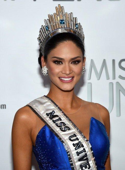 Miss Universe 2015: Pia Alonzo Wurtzbach (Philippines) │ 2015環球小姐由菲律賓小姐摘冠