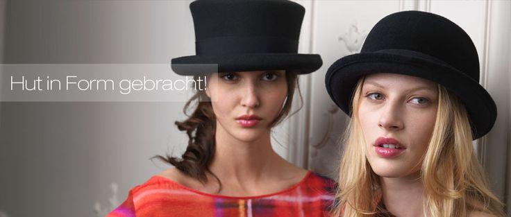 Hut-Formen - Für die Dame