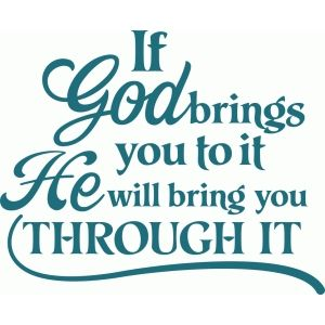 Silhouette Design Store - View Design #43842: 'if god' vinyl quote