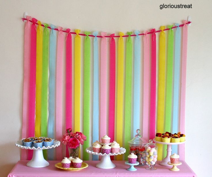 Virginia Costa: Party Backdrops- Parede de Festa