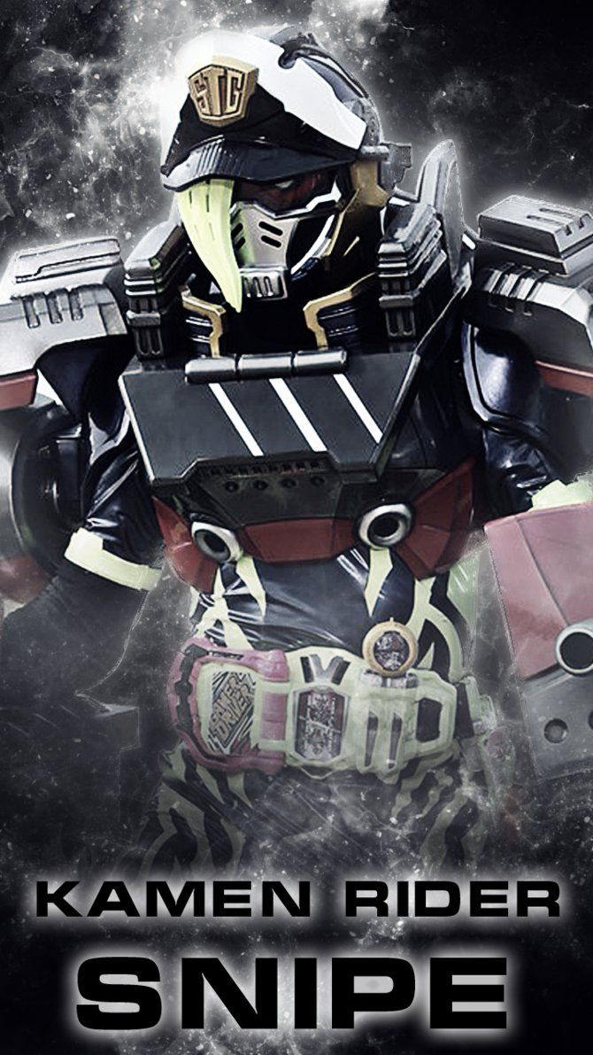 Kamen Rider Snipe Smartphonne wallpaper by phonenumber123.deviantart.com on @DeviantArt