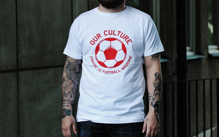 Our Culture - Contre le football moderne.