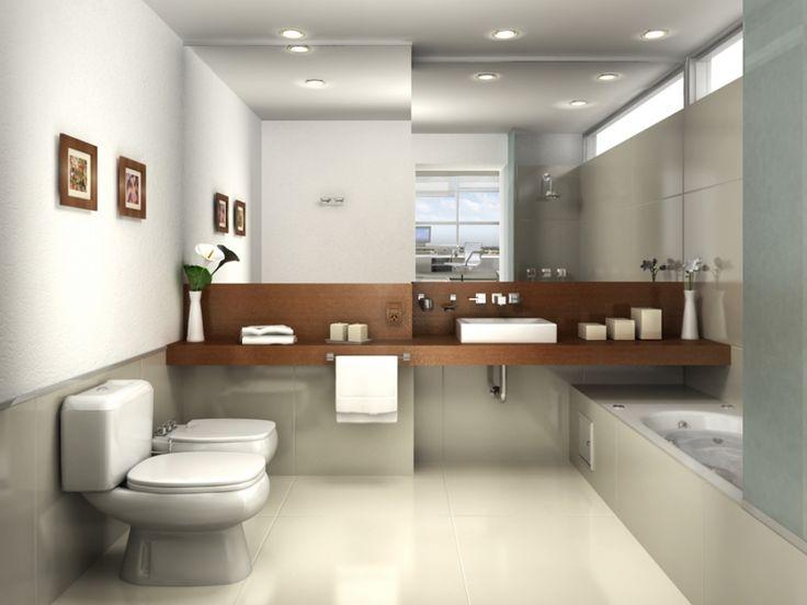 Trendy Bathroom Decor Latest Beautiful Ideas Unique Wall Amusing