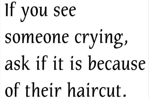 Funny Quotes About Haircuts: Hair+stylist+sayings+and+quotes