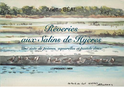 Un carnet de voyages poétique. 50 aquarelles et pastels accompagnés de textes poétiques doux, si doux à l'âme! Aux Editions les Presses du Midi.