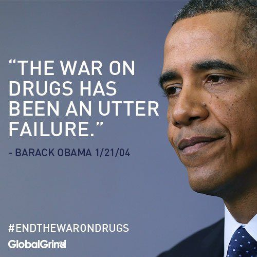 Continued $Trillions War on Drugs Failure