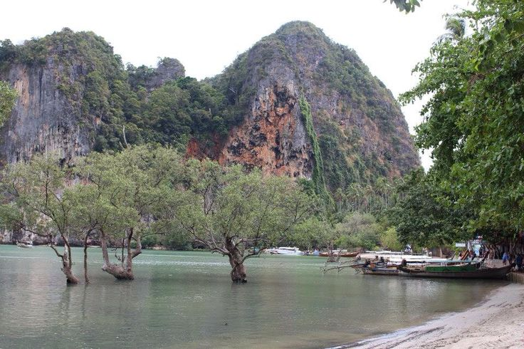 Railay Island, Krabi, Thailand