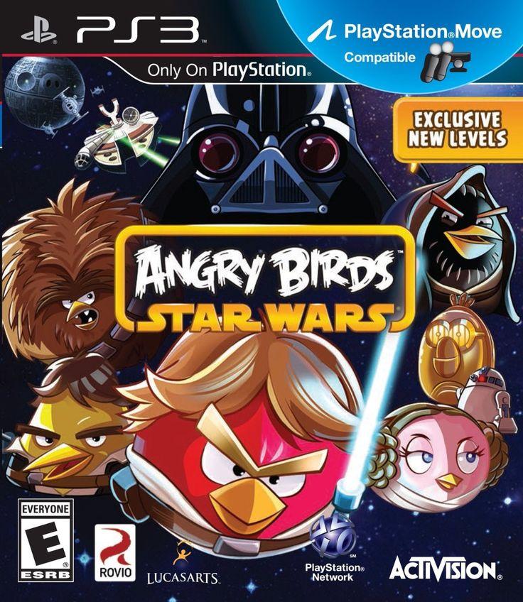Videojuego Angry Birds Star Wars PS3. Compra en línea fácil y seguro. #Kémik
