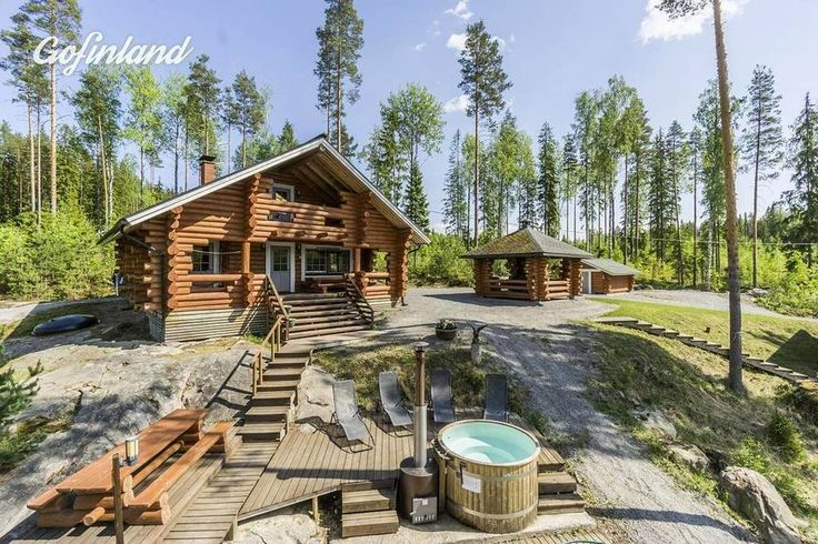 Everything you need for a summer holiday in Finland. - Gofinland.fi - @Gofinland_fi